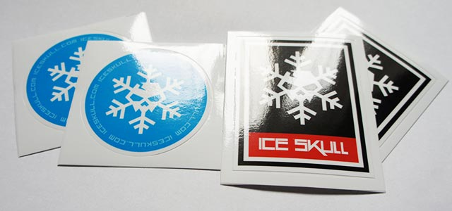 IceSkull Snowboard Strickers Tech Hoodie
