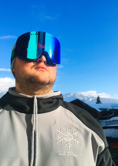 IceSkull Snowboarding Apparel
